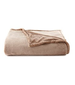 LivingQuarters Luxe Plush Blanket
