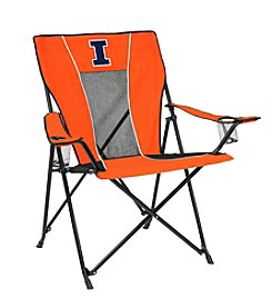 NCAA® University of Illinois Game Time Chair