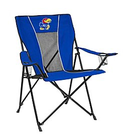 NCAA® University of Kansas Game Time Chair