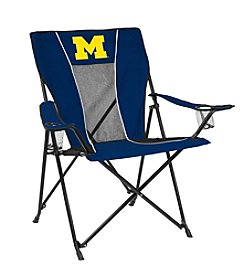 NCAA® University of Michigan Game Time Chair