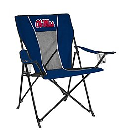 NCAA® University of Mississippi Game Time Chair