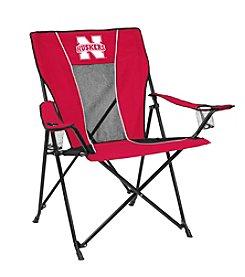 Logo Chair NCAA® Nebraska Cornhuskers Game Time Chair