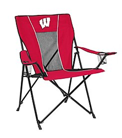 NCAA® University of Wisconsin Game Time Chair