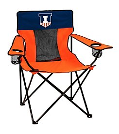 NCAA® University of Illinois Elite Chair