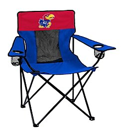 NCAA® University of Kansas Elite Chair