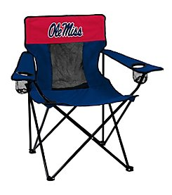 NCAA® University of Mississippi Elite Chair