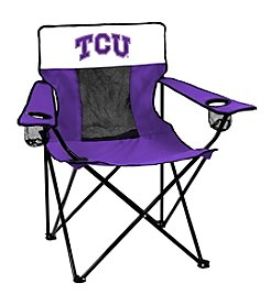 NCAA® Texas Christian University Elite Chair