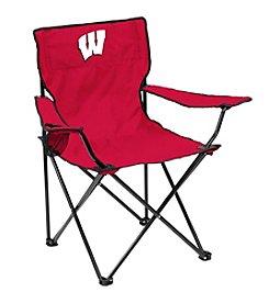 NCAA® University of Wisconsin Quad Chair