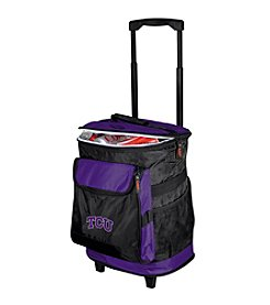 NCAA® Texas Christian University Rolling Cooler