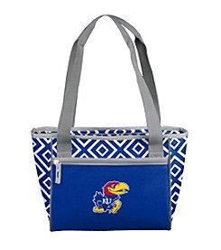NCAA® University of Kansas 16-Can Cooler Tote