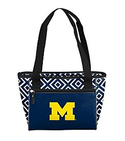 NCAA® University of Michigan 16-Can Cooler Tote