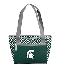 Logo Chair NCAA® Michigan State Spartans 16-Can Cooler Tote