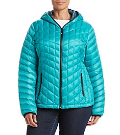 HFX Halifax Plus Size Packable Down Jacket