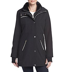 Jessica Simpson Zip Front Coat
