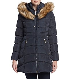 Laundry® Fit And Flare Down Jacket