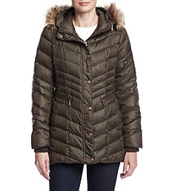 Marc New York Renee Chevron Down Jacket