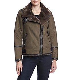 MICHAEL Michael Kors® Asymmetrical Moto Jacket