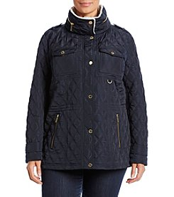 MICHAEL Michael Kors® Plus Size Quilted Anorak