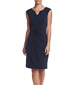 Connected® Sarong Keyhole Dress