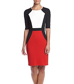 Madison Leigh® Color Block Sheath Dress