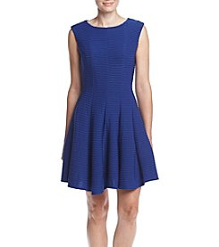 Gabby Skye® Fit And Flare Dress