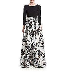 Eliza J® Floral Print Dress