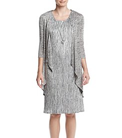 R&M Richards® Knit Sheath Dress