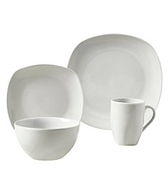 Gallery® Logan Soft Square 16-pc. Dinnerware Set