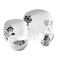 Gallery® Rebecca Soft Square 16-pc. Dinnerware Set