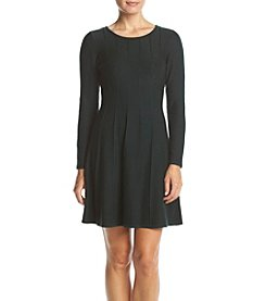 Jessica Howard ® Petites' Pintuck Dress