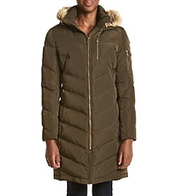 Calvin Klein Chevron Seam Down Jacket