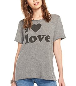 Chaser® I Love Love Graphic Tee