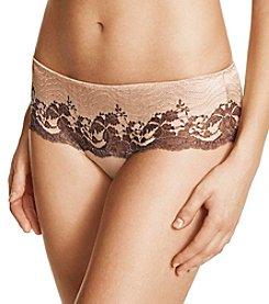 Wacoal® Lace Affair Tanga Panty