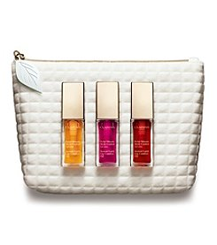 Clarins Instant Light Lip Comfort Oil Trio Gift Set