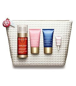 Clarins Double Serum & Multi-Active Essentials Gift Set (A $128 Value)
