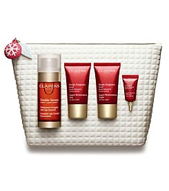 Clarins Double Serum & Super Restorative Essentials Gift Set (A $178 Value)