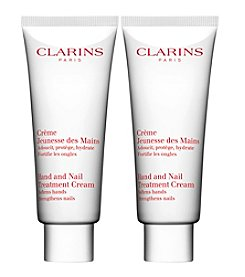 Clarins Hand And Nail Double Edition Gift Set