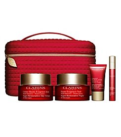 Clarins Super Restorative Luxury Gift Set (A $328 Value)