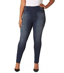 Bandolino® Plus Size Thea Pull On Leggings