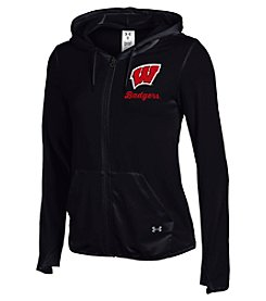 Under Armour® NCAA® Wisconsin Badgers Women's Hoodie