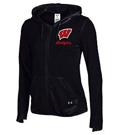 Under Armour® NCAA® Wisconsin Badgers Women's Hoodie