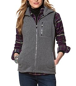 Chaps® Full-Zip Fleece Vest