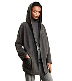 Lauren Active® Cotton Shawl-Collar Cardigan
