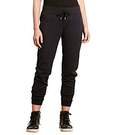 Lauren Active® French Terry Jogger