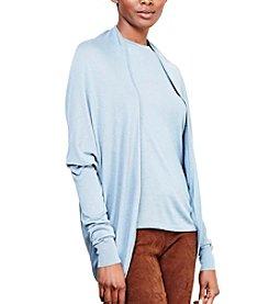 Lauren Ralph Lauren® Silk-Blend Cardigan