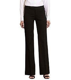Lauren Ralph Lauren® Stretch Twill Flared Pants
