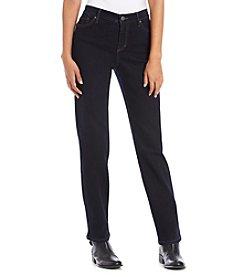 Bandolino® Petites' Mandie Denim Jeans