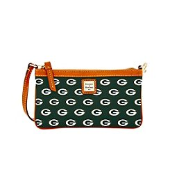 Dooney & Bourke® NFL® Green Bay Packers Large Slim Wristlet