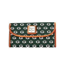 Dooney & Bourke® NFL® Packers Continental Clutch