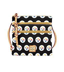 Dooney & Bourke® NFL® Steelers Triple Zip Crossbody